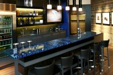 sub zero wolf dallas showroom countertop