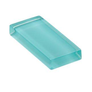 glasshues glossy brillant aqua