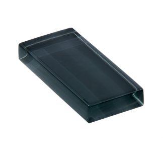 glasshues glossy coal grey