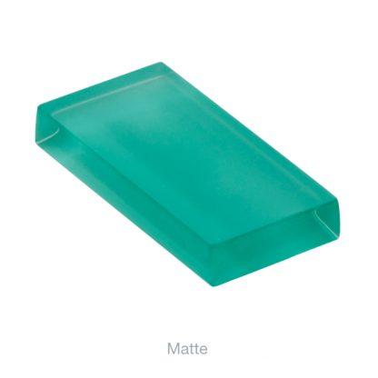glasshues matte pond green