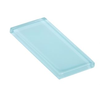glasstints glossy faint aqua