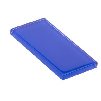 glasstints glossy gem blue