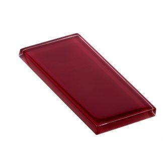 glasstints glossy maroon