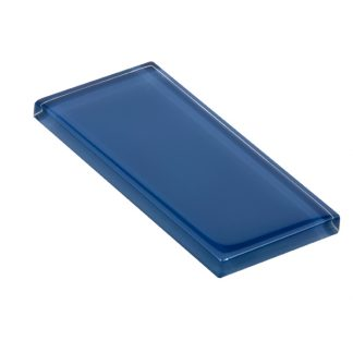 glasstints glossy woad blue