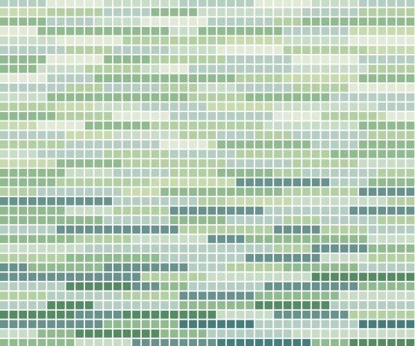 Strata - 1x1 gradation mosaic