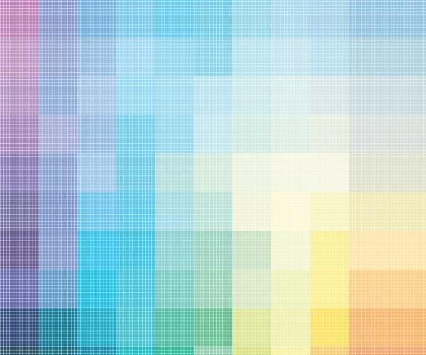 Custom pattern mosaic