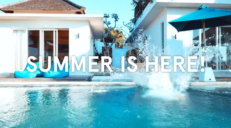 Summer is here. Is your pool ready for summer?