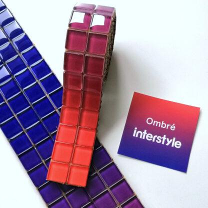 Ombré - Red, Purple, Blue, Green Gradient