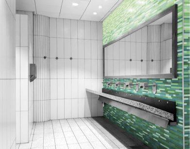 Strata Organics Public Washroom
