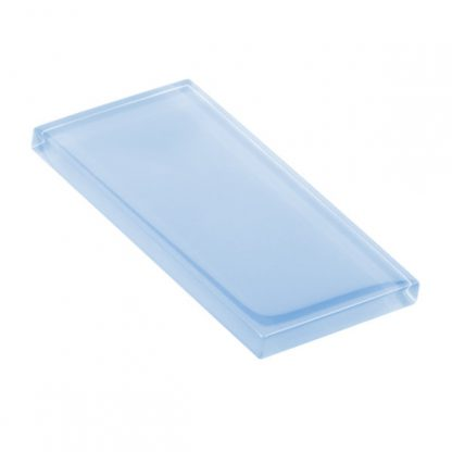 Pool Alice Blue Glossy Glass Tile