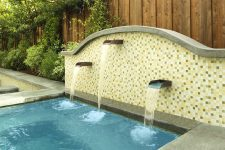 Aquatic Technology Pool - Glassblends Primrose