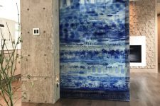 Artglass Sliding Door by Interstyle