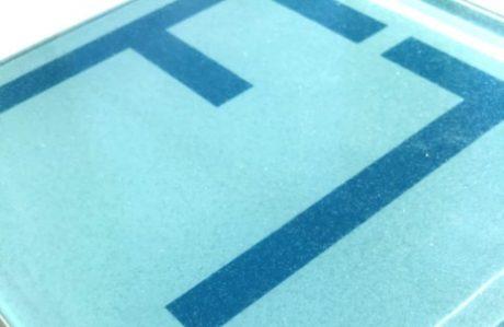 Corundum (slip resistant) Depth Marker
