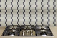 EarthenGLASS Kitchen Backsplash