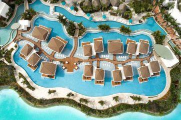Travelers to sun destinations love pools!