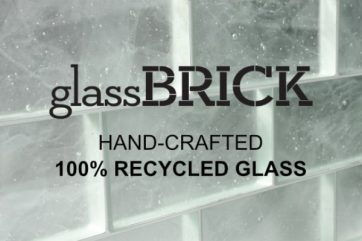 New Glass Bricks!