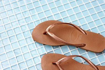 Corundum - Slip resistant finish