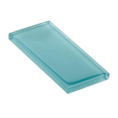 Glasstyle Aqua Glossy Glass Tile