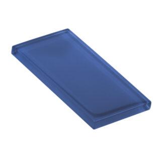 Glasstyle Indigo Glossy Glass Tile