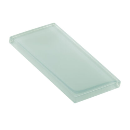 Glasstyle White Glossy Glass Tile