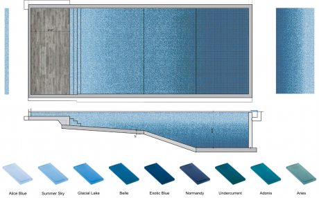 Gradient Pool in Chilliwack - Final Design