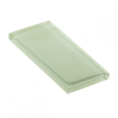 Leek Glossy Glass Tile