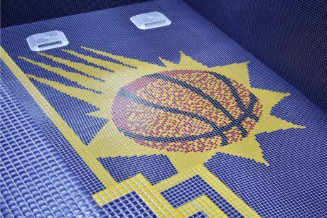 Phoenix Suns custom spa