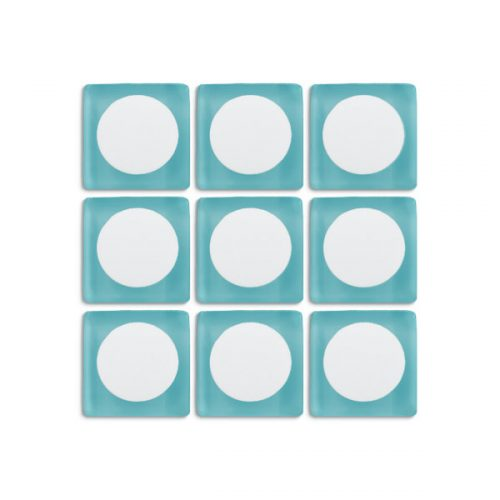 Swimming Pool Aperture f/22 Aries Glossy Glass Tile