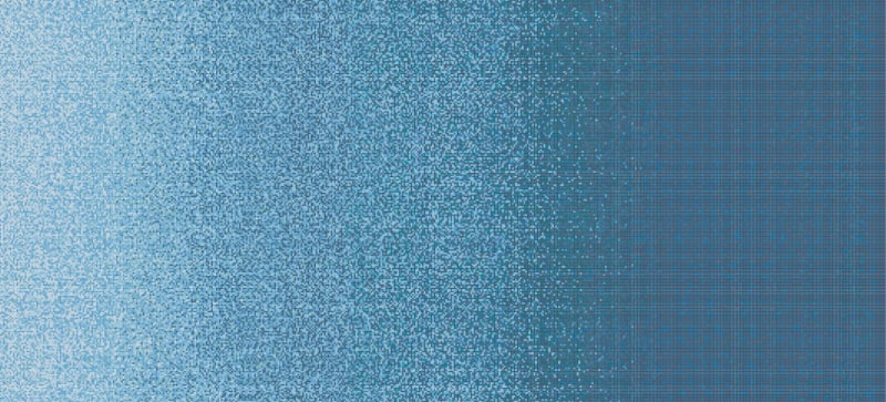 glass tile pool design gradient