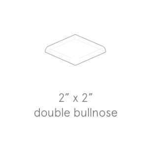 Double bullnose 2x2