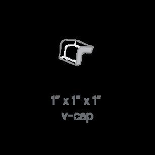 V-cap 1x1x1