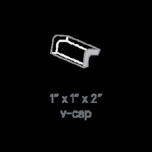 V-cap 1x1x2