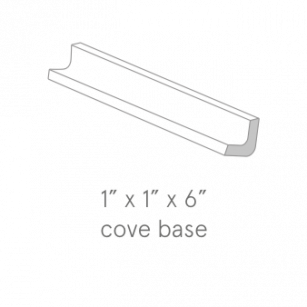 Cove Base 1x1x6