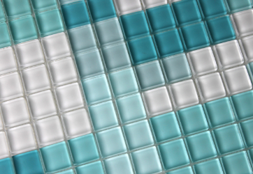 Pool tile blends