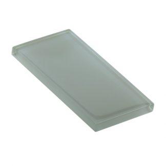 Sage Glossy Glass Tile