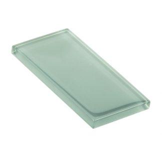 Salal Glossy Glass Tile