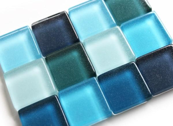 Corundum - slip resistant finish colors