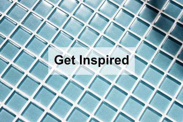 Corundum - slip resistant finish inspiration