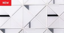 Slope Glass Tile Installation