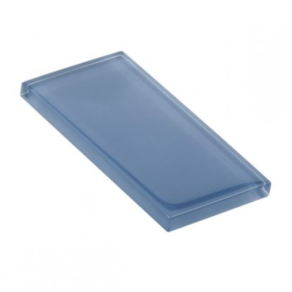 Slumber Party Glossy Glass Tile