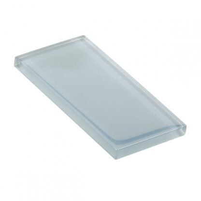 Titanium Glossy Glass Tile