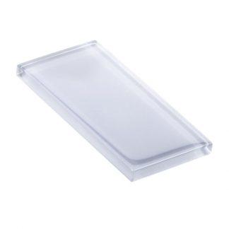 Whisker Glossy Glass Tile