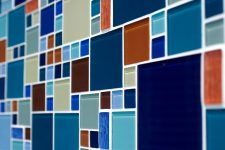 YVR Vancouver International Airport Wall Glass Tiles